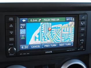 Captivating Jeep Wrangler Navigation System